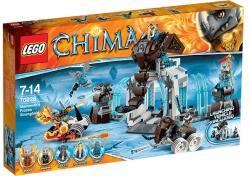 LEGO Chima - A mamutok fagyott erődje (70226)