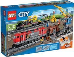 LEGO City - Nehéz tehervonat (60098)