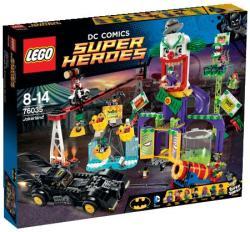 LEGO DC Comics Super Heroes - Jokerland (76035)
