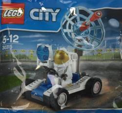 LEGO City - Űrállomás - Űrjármű (30315)