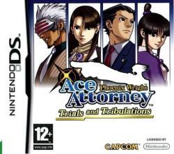 Capcom Phoenix Wright Ace Attorney Trials and Tribulations (Nintendo DS)