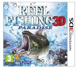 Natsume Reel Fishing 3D Paradise (3DS)