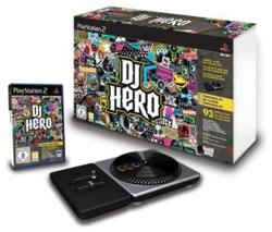 Activision DJ Hero (PS2)