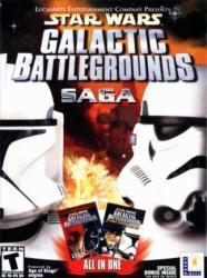 LucasArts Star Wars Galactic Battlegrounds Saga (PC)