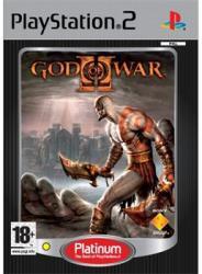 Sony God of War II [Platinum] (PS2)