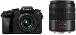 Panasonic Lumix DMC-G7 + 14-42mm + 45-150mm