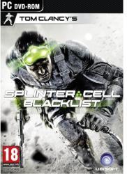 Ubisoft Tom Clancy's Splinter Cell Blacklist [Upper Echelon Day One Edition] (PC)