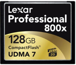 Lexar CompactFlash Professional 128GB 800x LCF128CRBEU800