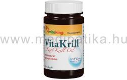 Vitaking VitaKrill olaj 495mg (30db)