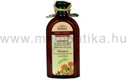 Green Pharmacy Sampon normál és zsíros hajra körömvirággal 350ml