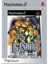 Eidos TimeSplitters [Platinum] (PS2)