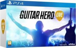Activision Guitar Hero Live [Guitar Bundle] (PS4)