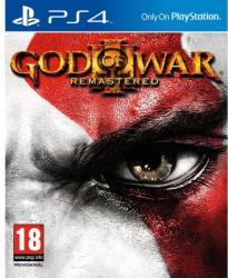 Sony God of War III Remastered (PS4)