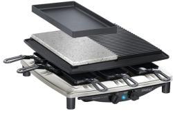 Steba RC4 PCD Raclette Plus Delux Chrome