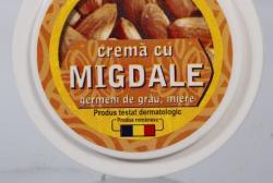 Manicos Crema cu ulei de migdale 15g