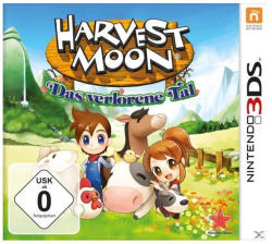 Nintendo Harvest Moon The Lost Valley (3DS)