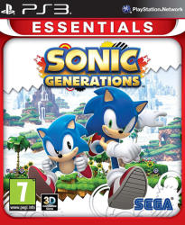 SEGA Sonic Generations [Essentials] (PS3)
