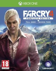 Ubisoft Far Cry 4 [Complete Edition] (Xbox One)