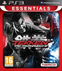 Namco Bandai Tekken Tag Tournament 2 [Essentials] (PS3)
