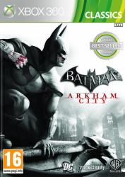 Warner Bros. Interactive Batman Arkham City [Classics] (Xbox 360)
