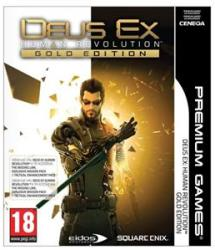 Square Enix Deus Ex Human Revolution [Gold Edition] (PC)