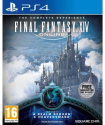 Square Enix Final Fantasy XIV Online The Complete Experience (PS4)