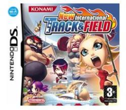 Konami New International Track & Field (Nintendo DS)