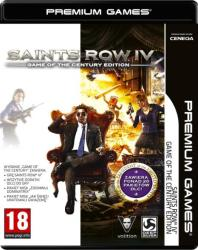 Deep Silver Saints Row IV [Game of the Century Edition-Premium Games] (PS3)