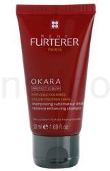Rene Furterer Okara Protect Color festett hajra (Shampoo 80% Color Protection) 50ml