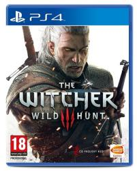 CD Projekt RED The Witcher III Wild Hunt [Day One Edition] (PS4)