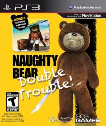 505 Games Naughty Bear Double Trouble! (PS3)
