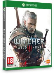CD Projekt RED The Witcher III Wild Hunt [Day One Edition] (Xbox One)