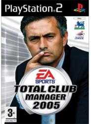 Electronic Arts Total Club Manager 2005 (PS2)