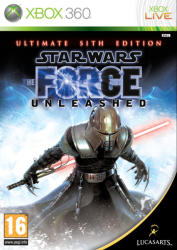 LucasArts Star Wars The Force Unleashed [Ultimate Sith Edition-Classics] (Xbox 360)