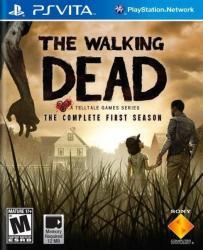 Telltale Games The Walking Dead A Telltale Games Series (PS Vita)