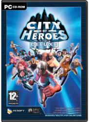 NCsoft City of Heroes Pc [Deluxe] (PC)