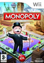 Electronic Arts Monopoly AKA Here and Now The World Edition (Wii)