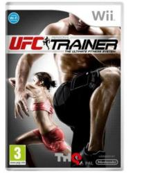 THQ UFC Personal Trainer [Leg Strap Bundle] (Wii)