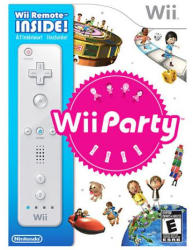 Nintendo Wii Party [Remote Controller Bundle] (Wii)