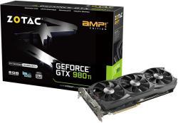 ZOTAC GeForce GTX 980 Ti AMP! 6GB GDDR5 384bit PCI-E (ZT-90503-10P)