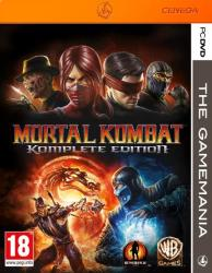 Warner Bros. Interactive Mortal Kombat (9) [Komplete Edition-The Gamemania] (PC)
