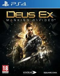 Square Enix Deus Ex Mankind Divided (PS4)