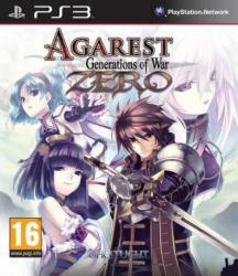 Ghostlight Agarest Generations of War Zero (PS3)