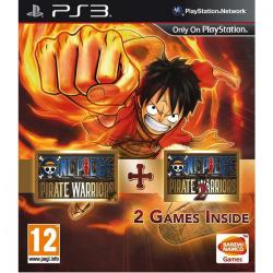 Namco Bandai One Piece Pirate Warriors 1 + One Piece Pirate Warriors 2 (PS3)