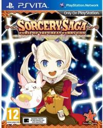 Aksys Sorcery Saga Curse of the Great Curry God (PS Vita)