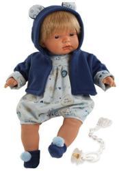 Llorens Sasha síró fiú baba - 38 cm