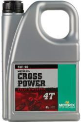 Motorex Cross Power 4T 5W-40 (4L)