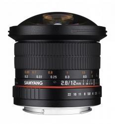 Samyang 12mm f/2.8 ED NCS Fish-Eye (Olympus)