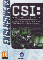 Ubisoft CSI: Crime Scene Investigation [Complete Edition] (PC)