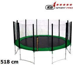 AGA SPORT PRO 518cm trambulin szett